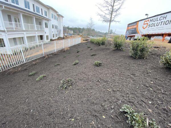 commercial mulch supplier cornelius nc