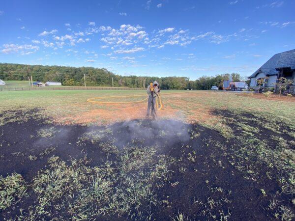 mulch blowing rock hill sc