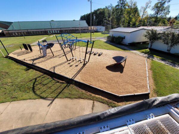 playground mulch statesville nc