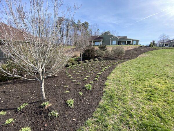 residential mulch rock hill sc
