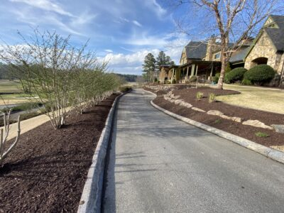 residential mulching statesville nc